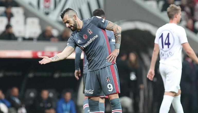 Kupa Kartalı 5 gollü maçta avantajı kaptılar...