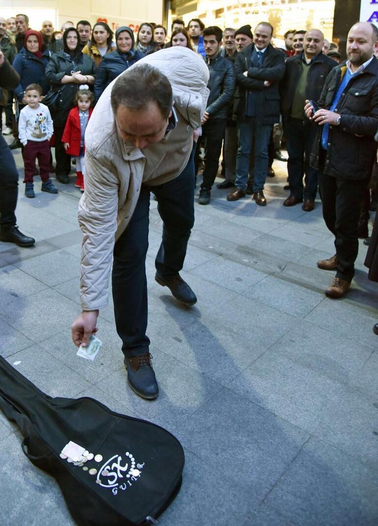 """Giresun Belediyesi'nden sokak müzisyenleri için """"Sokak Sahnesi"""""""