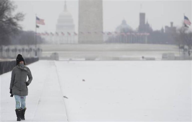 Amerika felaketi yaşıyor... Uyarı geldi: Zorunlu olmadıkça sokağa çıkmayın