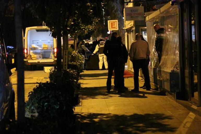 Kadıköyde restoranda kavga: Vale kurşun yağdırdı, iki kişiyi öldürdü