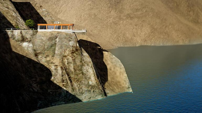Türkiyenin en uzun ve geniş alanlı cam terası...