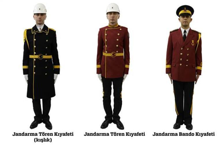 bd784312a1c52 İşte Jandarma'nın yeni kıyafetleri - Son Dakika Haberler