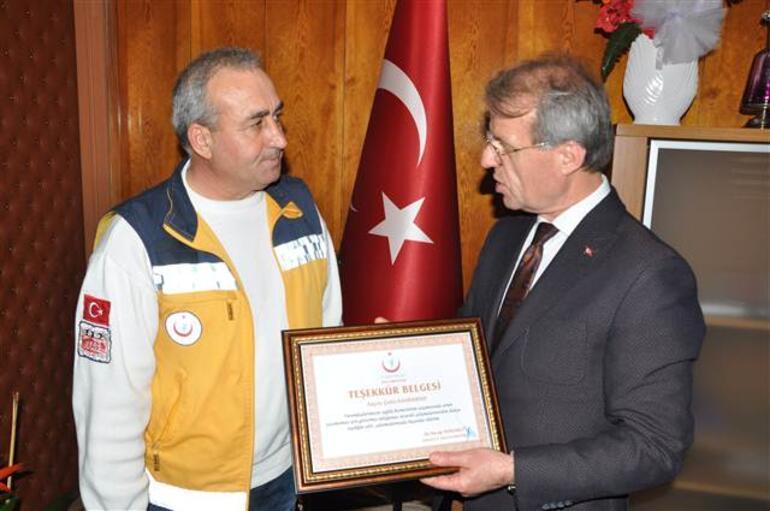 Erdoğan: Bizim böyle yiğitlere ihtiyacımız var