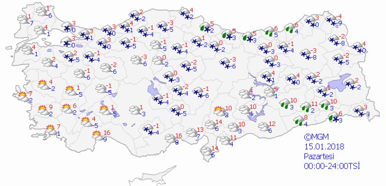 Ünlü meteorolog İstanbulluları uyardı Kar için tarih verdi