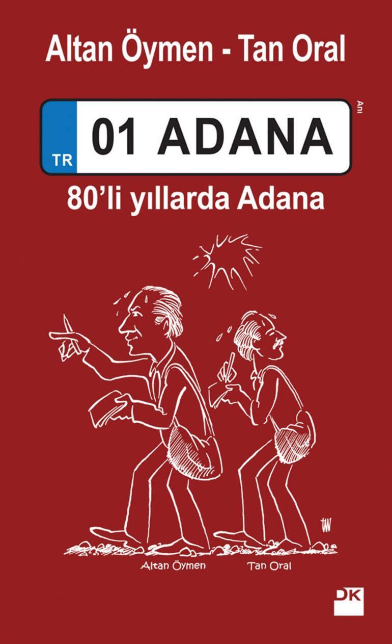 Çukurova Kitap Fuarı ve Altan Öymen'in '01 Adana'sı