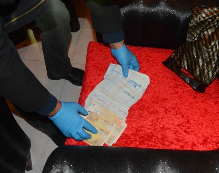 Adanada Cono aşiretine bin polisle operasyon... Dolaptaki gizli bölmeden kadın çıktı
