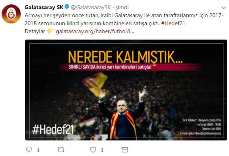 Galatasaraydan Arda Turana gönderme
