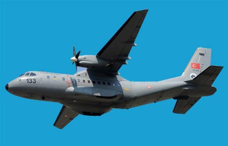 Son dakika: Ispartada askeri eğitim uçağı düştü
