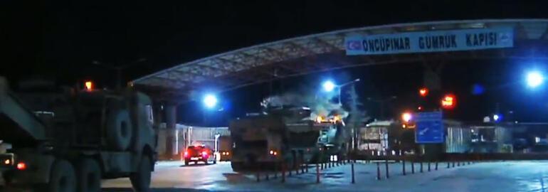 Son dakika: Afrine Zeytin Dalı operasyonundan dakika dakika gelişmeler