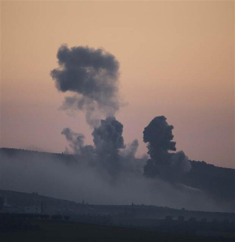 Afrin harekatında (Zeytin Dalı) son durum ve son dakika gelişmeleri