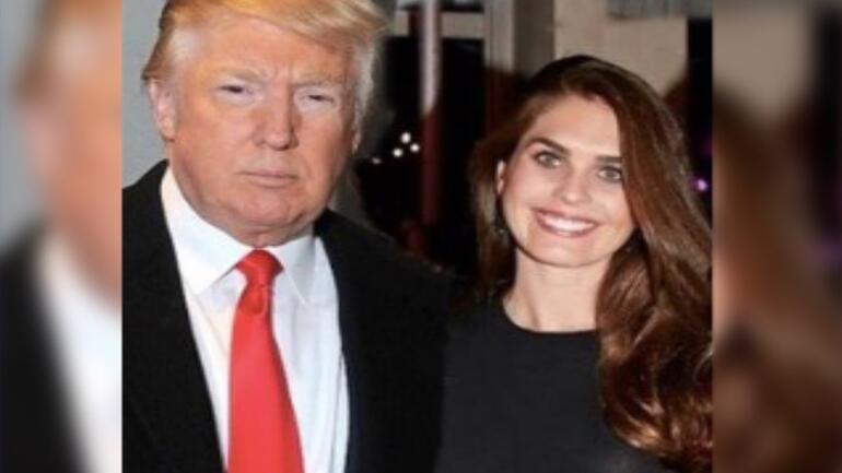 İnanılmaz iddia Trump o isimle aşk yaşıyor