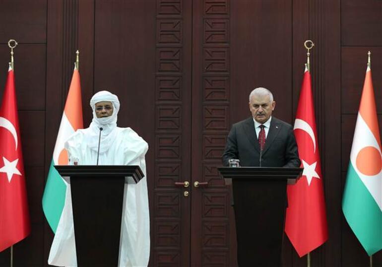 Başbakandan flaş Kardak açıklaması: Hoş karşılamayız