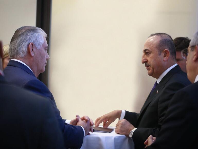Son dakika Çavuşoğlu ABDnin önerisini açıkladı