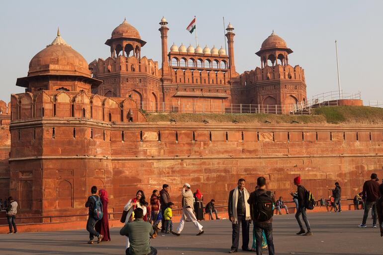 Hindistanda Masal Gibi Yolculuk