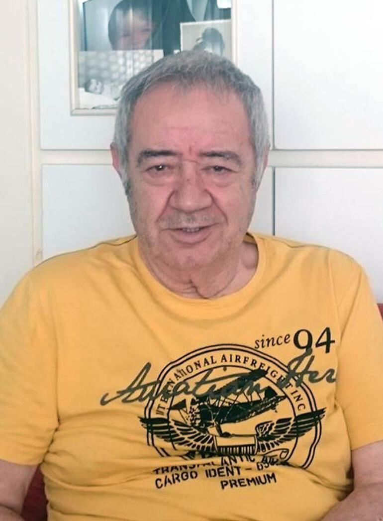 Ateşböceği Ercan hastaneye kaldırıldı