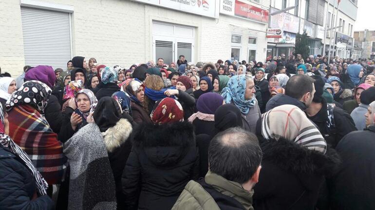 Gaz kurbanı aile dualarla Trabzon'a uğurlandı