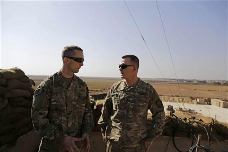 ABDden terör örgütü YPGye skandal destek