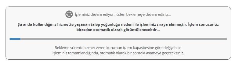 E Devlette soyağacı sorgulama sayfası sistemi kilitledi.. Soyağacı sorgulama hizmeti durduruldu mu
