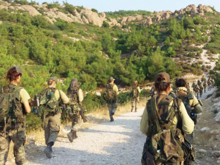Afrin için bekliyorlar... Cephe için hazırız