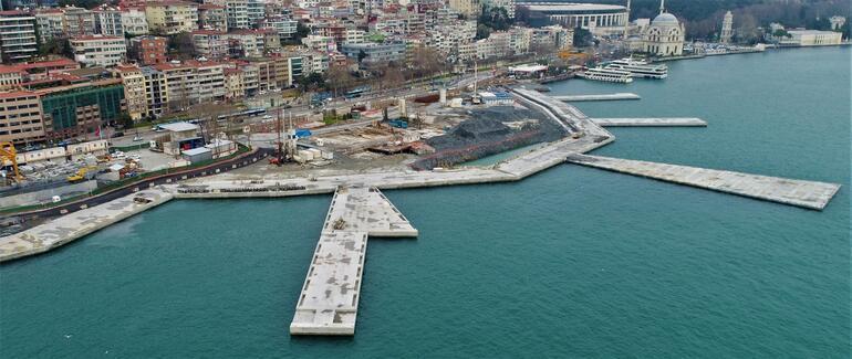 İstanbulun ortasında... Son hali böyle görüntülendi