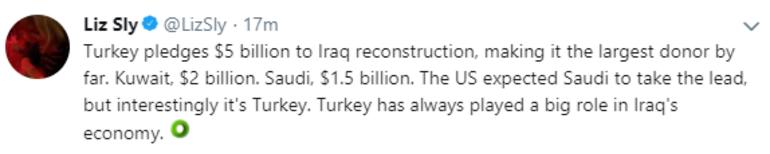 Türkiyeden sürpriz Irak hamlesi... ABD Suudiler liderlik eder diyordu