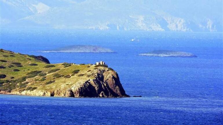 Yunanistanda gündem Kardak