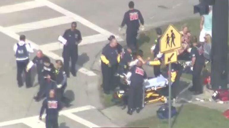 Son dakika... ABDde okula silahlı saldırı: Yaralılar var