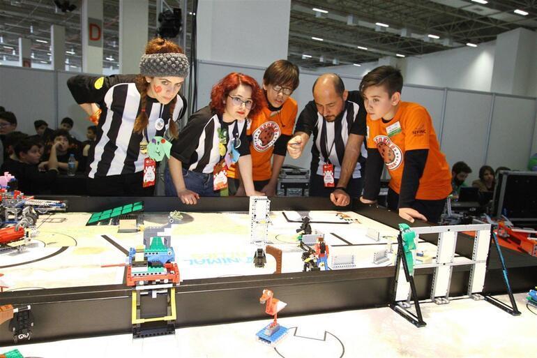 Bilim kahramanları İzmir'de yarışacak