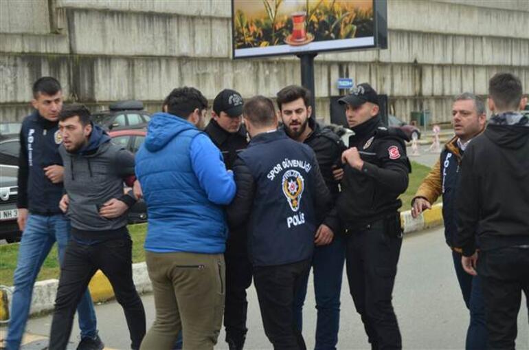 Şenol Güneşe Trabzonda şok sözler