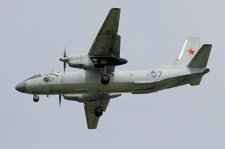Son dakika Rus uçağı Suriyede düştü Çok sayıda ölü var