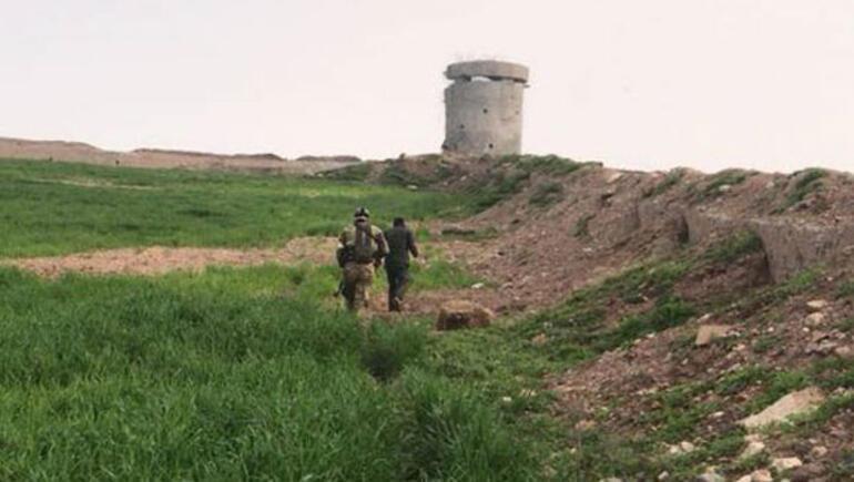 Operasyonda sıcak gelişme Terör kampına girildi