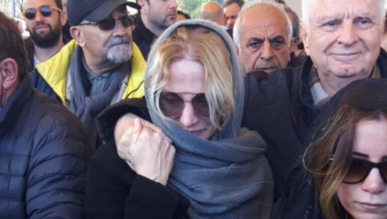 Ercan Yazgan son yolculuğuna uğurlandı