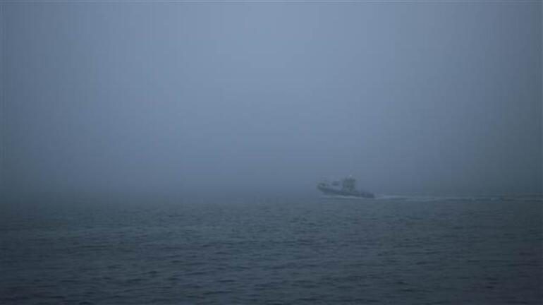 İstanbulda sis... İşte son durum