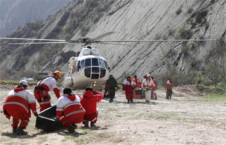 Son dakika: Türk özel jeti İranda düştü... Uçakta bulunan 11 kişi öldü