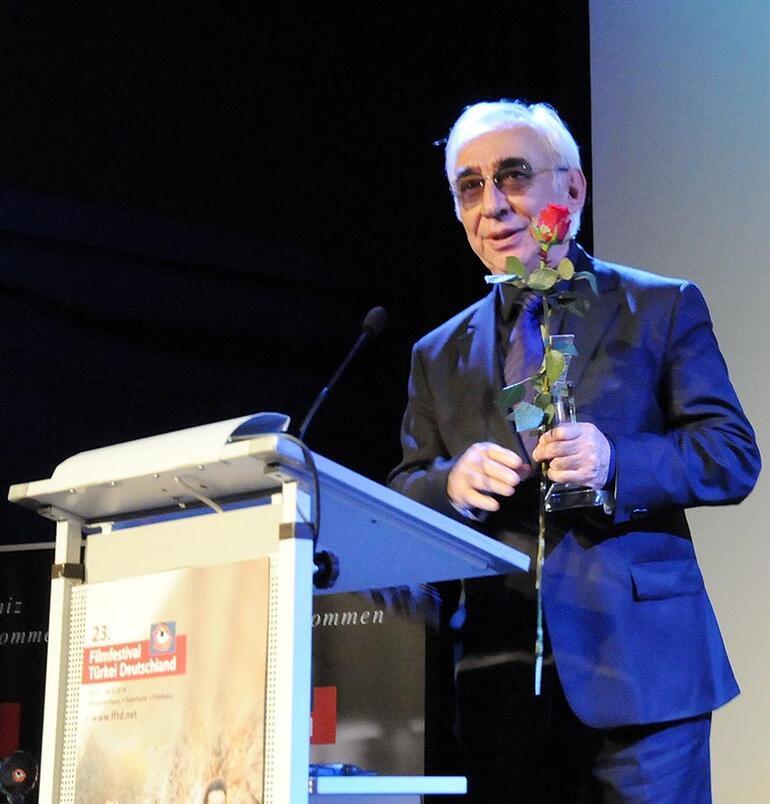 Şener Şen'e Nürnberg'ten ikinci ödül