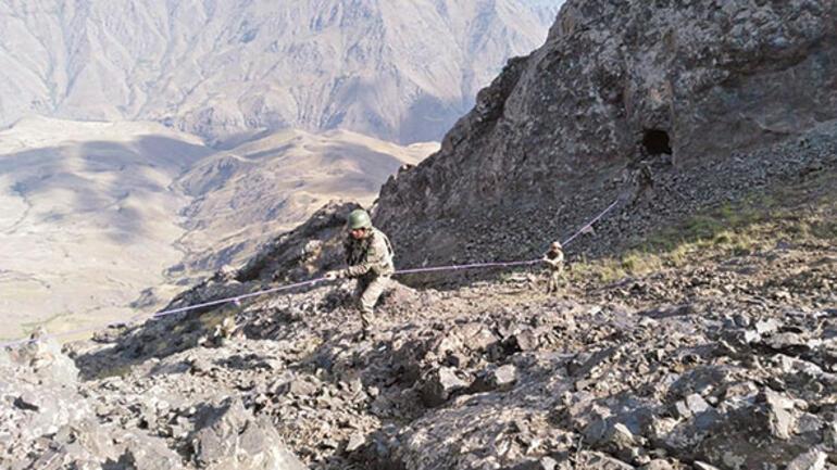 Kuzey Irak'ta güvenlik kuşağı