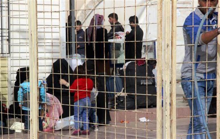 Suriyelilerin bir kısmı ülkelerine kesin dönüş yapıyor