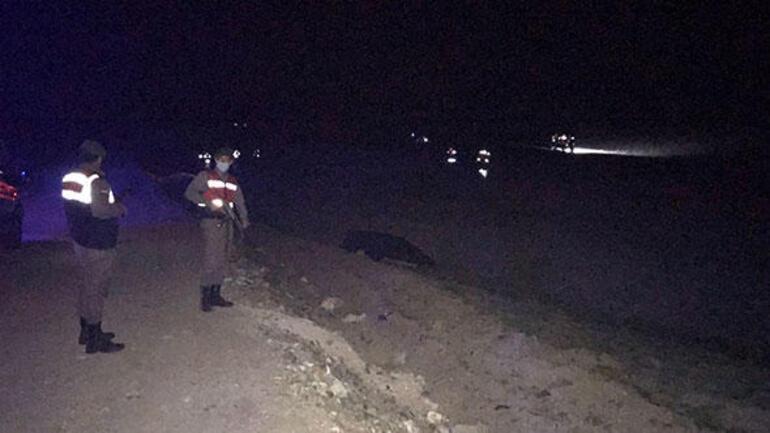 Son dakika... Nevşehirde askeri uçak düştü