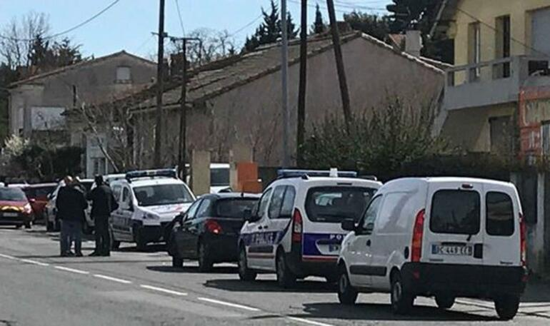 Son dakika Fransada süpermarkette rehine krizi...