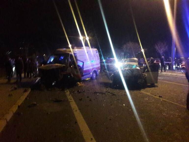 Son dakika... Kayseride feci kaza: 4 ölü