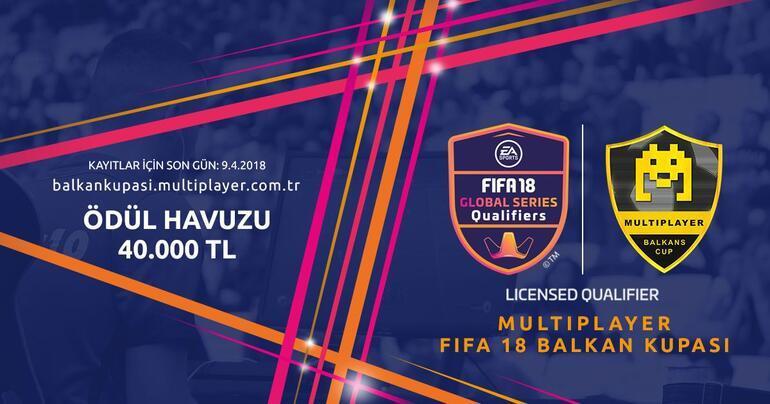 FIFA eWorld Cup'ın Türkiye ayağı başlıyor