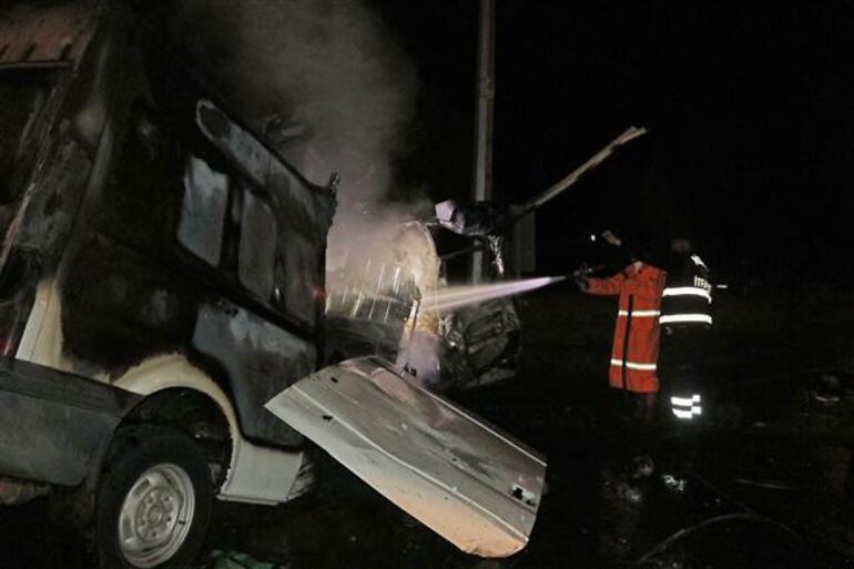 Son dakika... Iğdırda korkunç kaza: 17 ölü, 36 yaralı