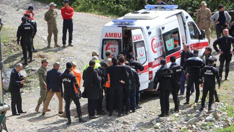 Kayıp polisin cansız bedeni 12 gün sonra bulundu