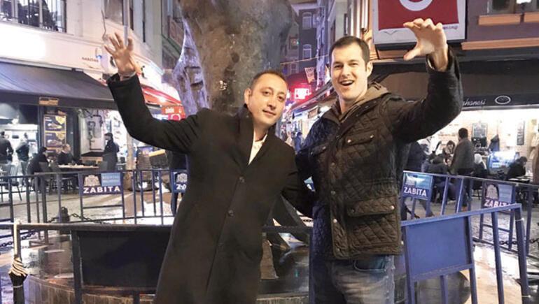 Reina'daki o ABD'li İstanbul'a döndü