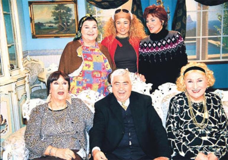 Kaynanalar dizisinin Tijeni ünlü sanatçı Prof.Dr. Sevda Aydan hayatını kaybetti