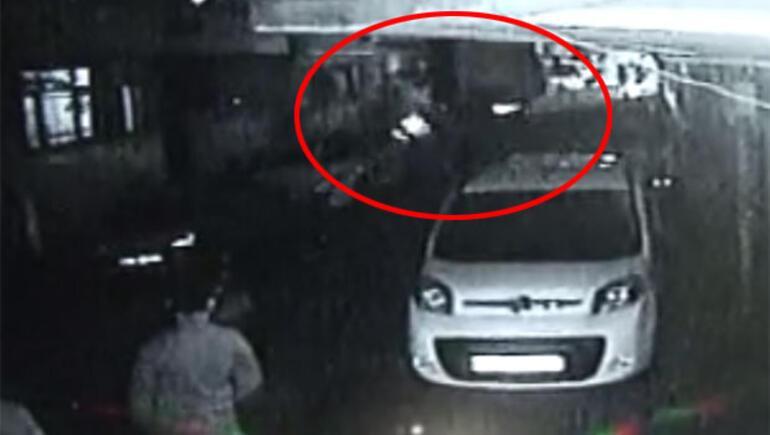 İstanbulda ara sokağa giren TIR dehşet saçtı