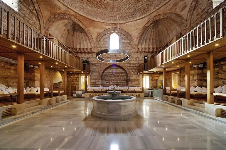 Bir kültür mirası: İstanbulun tarihi hamamları
