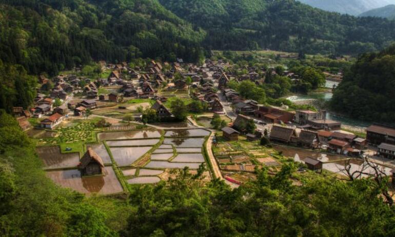 Dünyanın en güzel küçük kasabaları
