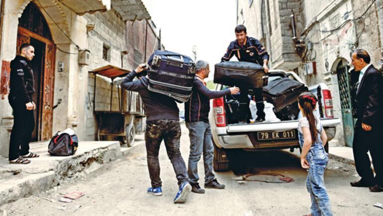Elveda İstanbul, merhaba Suriye