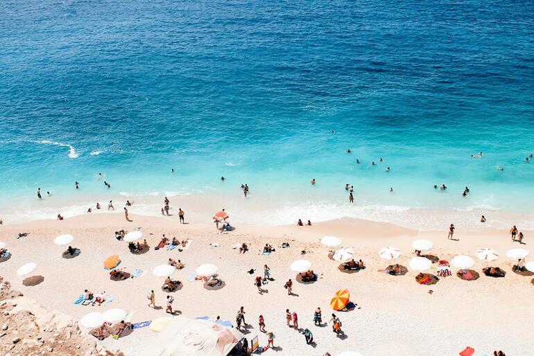 Mayısta denize girilebilecek 5 yer